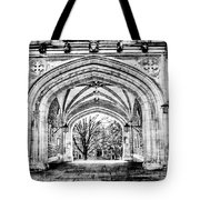 Gothic Architecture At Princeton University  Princeton New Jersey Tote Bag