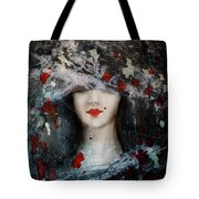 Gothic Beauty Tote Bag