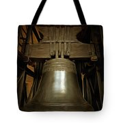 Gothic Bell Tote Bag