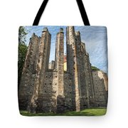 Gothic Cathedral Of Our Lady Tote Bag