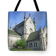 Gothic Chapel, Indianapolis, Indiana Tote Bag