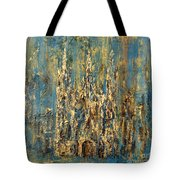 Gothic Church  Tote Bag