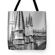 Gothic Detail  Tote Bag