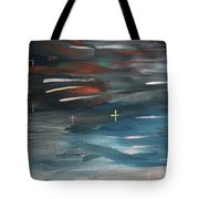 Gothic Easter Tote Bag