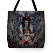 Gothic Elf  Tote Bag