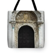 Gothic Entrance Tote Bag