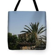Gothic Gate Cyprus Tote Bag
