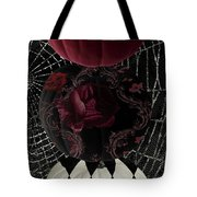 Gothic Halloween Tote Bag