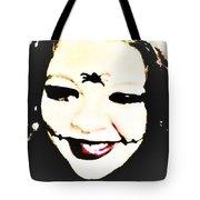 Gothic Joker Tote Bag