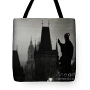 Gothic Nights Tote Bag by Sharon Coty