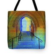 Gothic Steps Tote Bag