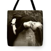Gothic Tragedy Tote Bag