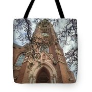 Gothica Omega Tote Bag