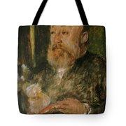 Gottfried Keller Tote Bag