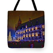 Gouda By Candlelight-1 Tote Bag