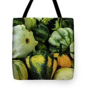 Gourds Galore Tote Bag