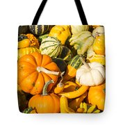 Gourds Pile 1 A Tote Bag