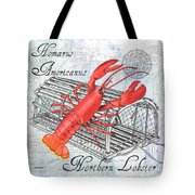 Gourmet Shellfish 2 Tote Bag