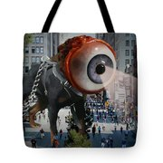 Government Unleashed Tote Bag