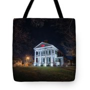 Governor John Wood Mansion Tote Bag