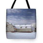 Governor Kerr Scott Farm Tote Bag