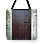 Governors Door Tote Bag