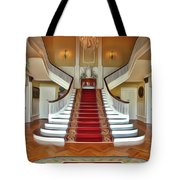 Governor's House Tote Bag