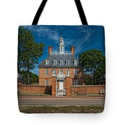 Governor's Palace Tote Bag