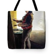 Goya: Self-portrait Tote Bag