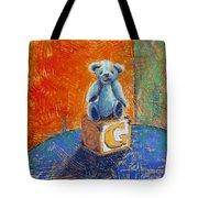 Gq Teddy Tote Bag
