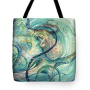 Grab Her By The Octopussy Tote Bag
