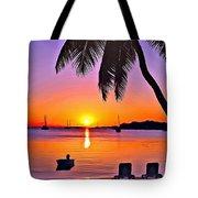 Grabbers Sun Tote Bag