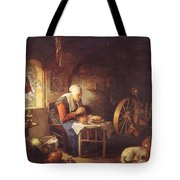 Grace Before Meat Tote Bag