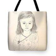 Little Grace Tote Bag