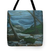 Grace Lake Tote Bag