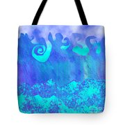 Grace Of Rain Tote Bag