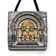 Grace - St Ann Church Tote Bag