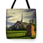 Grace United Methodist Church Tote Bag