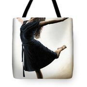 Graceful Enlightenment Tote Bag