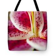 Graceful Lily Series 19 Tote Bag