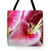 Graceful Lily Series 24 Tote Bag