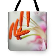 Graceful Lily Series 28 Tote Bag