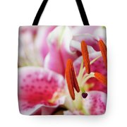 Graceful Lily Series 29 Tote Bag