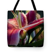 Graceful Lily Series 8 Tote Bag