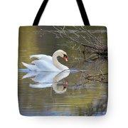 Graceful Swan I Tote Bag