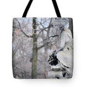 Graceland Cemetery Tote Bag