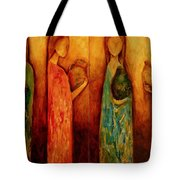 Graces 1 And 2 Tote Bag