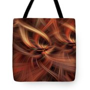 Graciousness. Mystery Of Colors Tote Bag