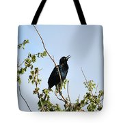 Grackle Cackle Tote Bag