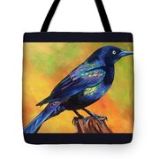 Grackle Tote Bag